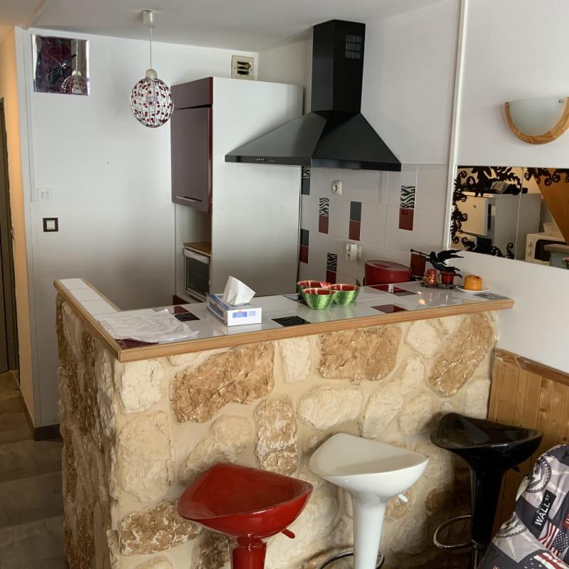 Studio rénové au cœur de la station de Valfréjus.