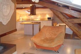 Villa Coustet F3 Salon