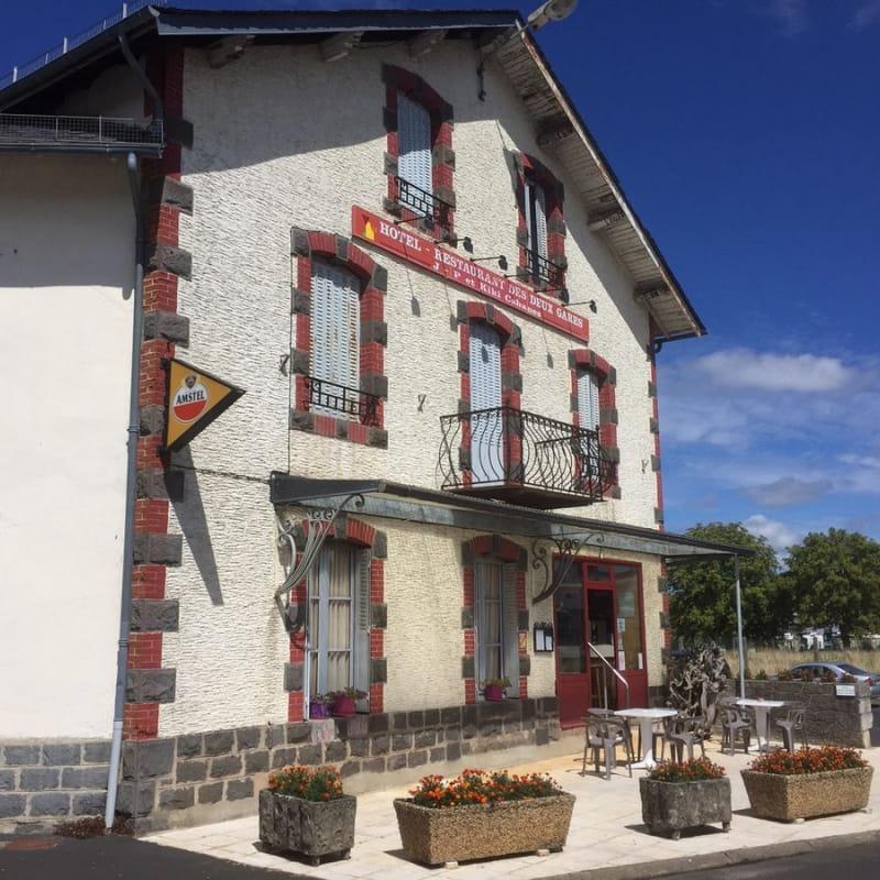 Hôtel-restaurant Des Deux Gares