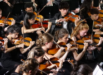 Le nouveau monde - Orchestre Français des jeunes