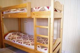A Bessans, agréable appartement 4 personnes dans une maison individuelle