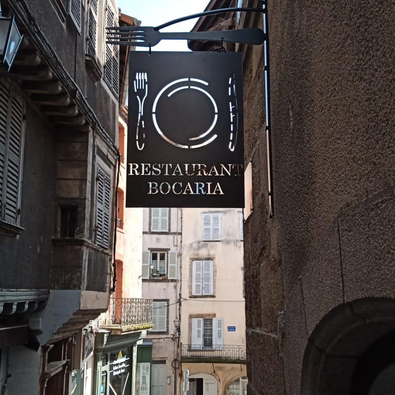 Restaurant BOCARIA