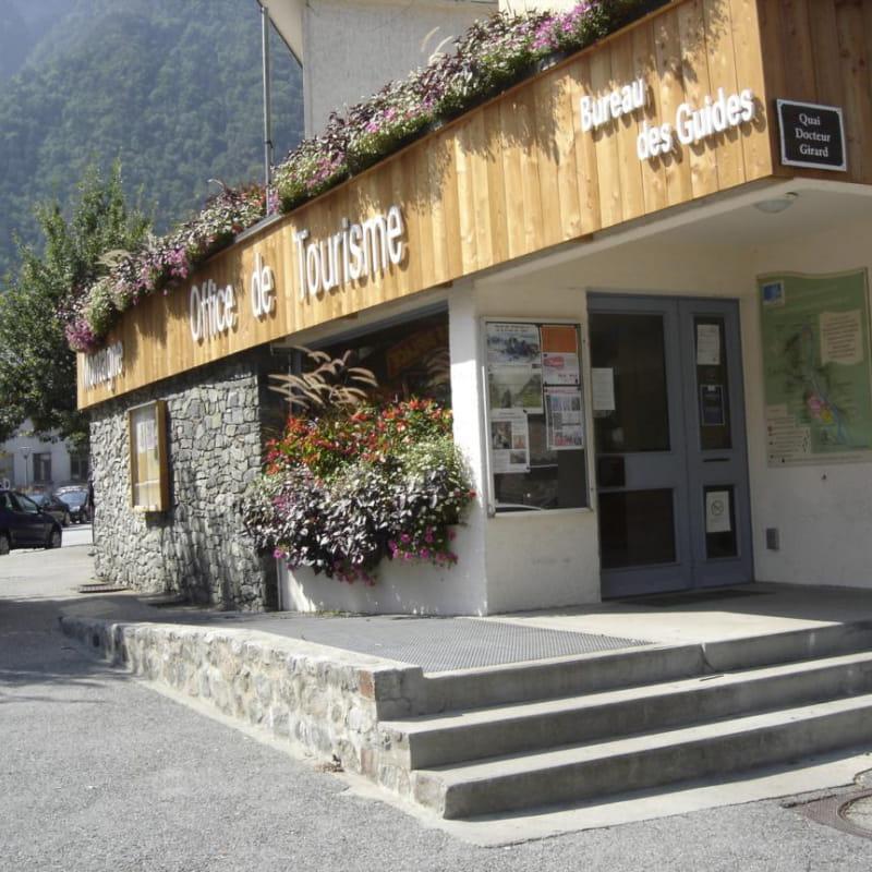 Office de tourisme du Bourg-d'Oisans