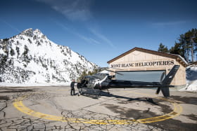 Vol Panoramique en Hélicoptère