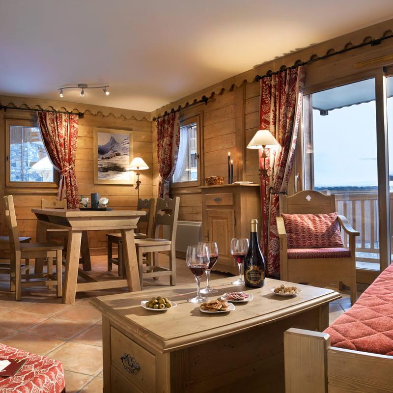 CGH Résidences & Spas Les Granges du Soleil - Apartment