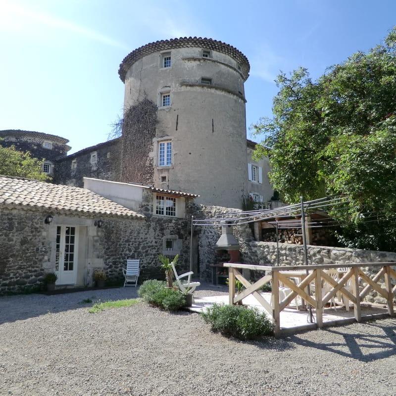 Château de Mauras - Gîte Ouest