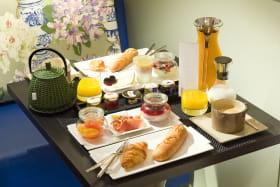 Salle à Manger du petit déjeuner