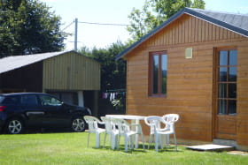 Camping de Jollère Perpezat extérieur 1