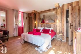 Chambre Megève - Lit 160x200cm Bultex...