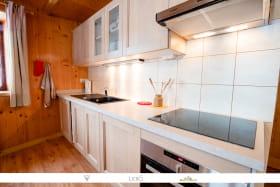 Appartement pour 6 personnes dans un chalet traditionnelv