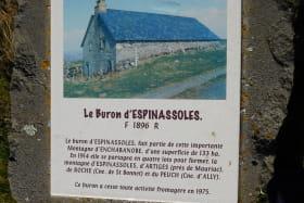 A/R La promenade des estives - 12 kms