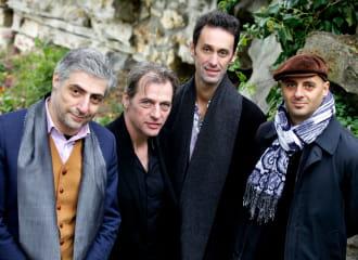 Christophe Laborde Quartet