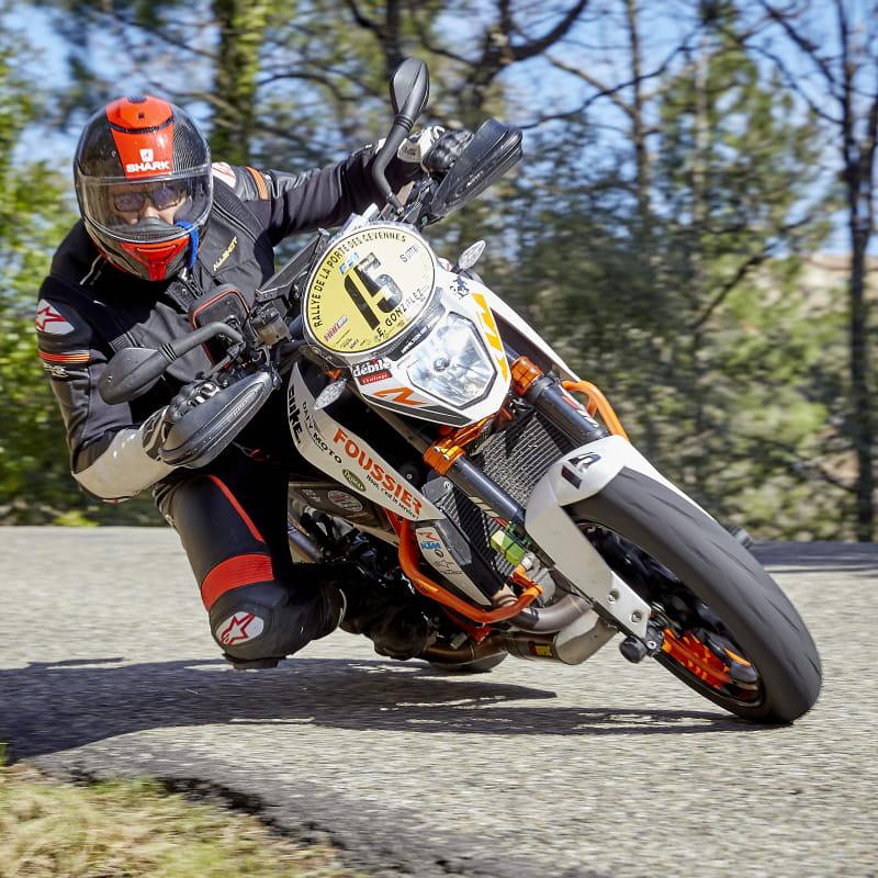 Rallye routier moto et sidecar MOT'AURA-LLYE
