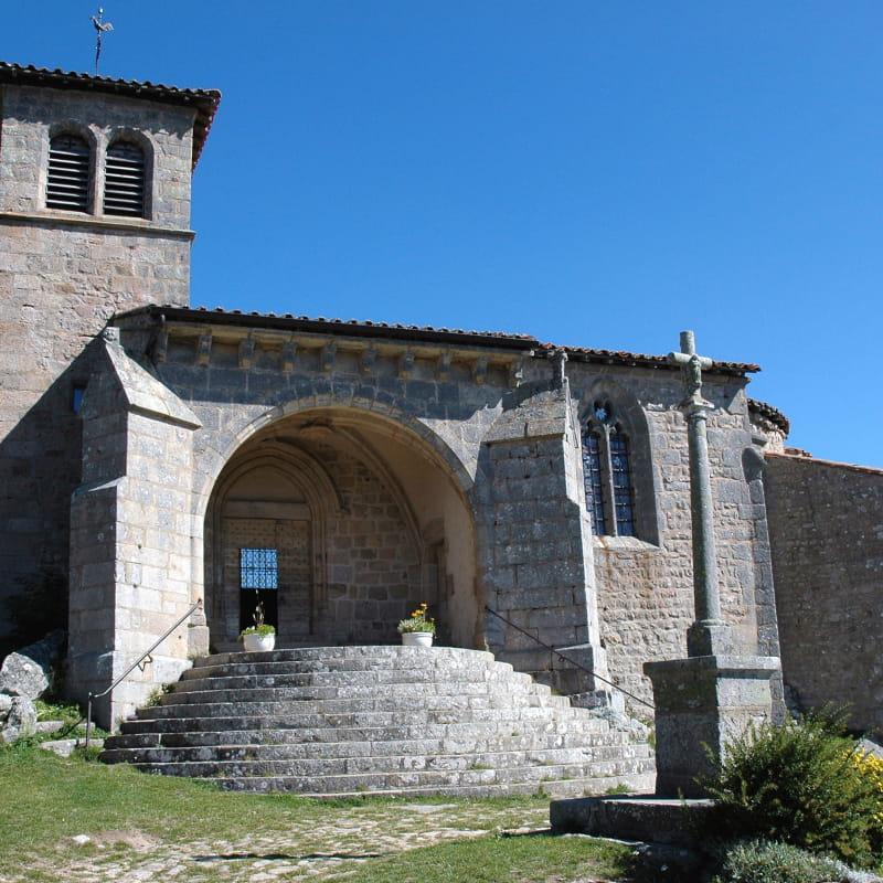 Montarcher, Village de caractère