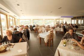 Restaurant La Terrasse du Beaujolais à Chiroubles