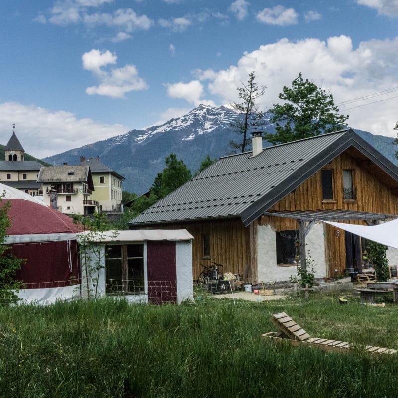 Eco camping - Le Retour à La Terre