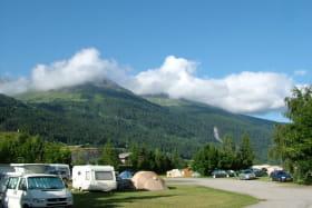Camping Caravaneige de Lanslevillard