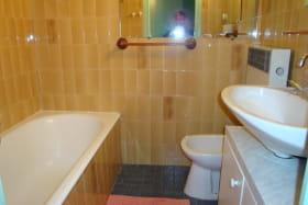 Location 2 étoiles aixlesbains Maclet salle de bain