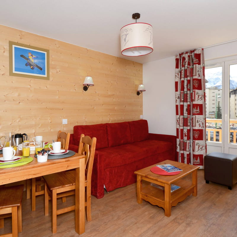 ODALYS L'OURS BLANC - Appartement 4 personnes