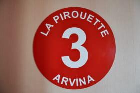 Chalet Arvina - La Pirouette