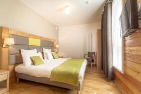 Chambre confort Centre de vacances Bessannaise