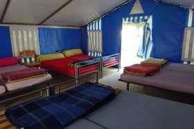 Camping à la Ferme Col de la Chaudière