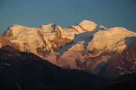 Sentiers sportifs au Pays du Mont-Blanc.