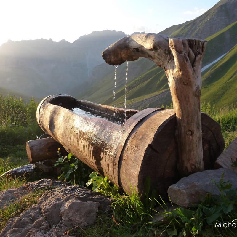 Fontaine - Créacimes
