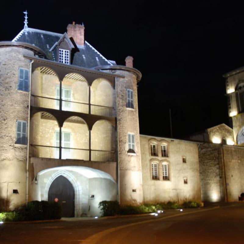 Église Saint-Symphorien-du-Moûtier