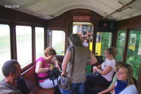 Train à vapeur du Haut Rhône - Vallée Bleue