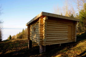 les Cabanes Belki de Saxel