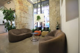 Best Western Saint Antoine - Petit salon réception