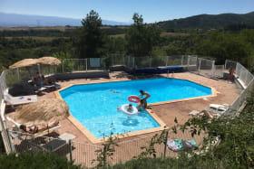 piscine chauffée_terre de simondon_plat