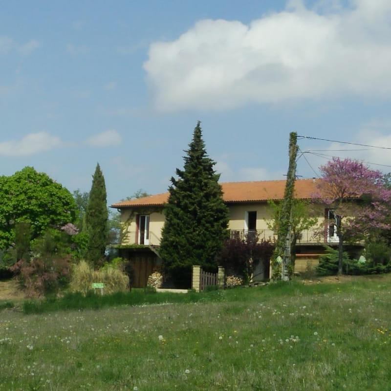 Gîte de Dalbepierre à SAINT LAURENT D'OINGT (Rhône - Beaujolais - Val d'Oingt).