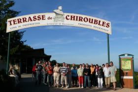 Les vignerons du Cru Chiroubles vous accueillent ...