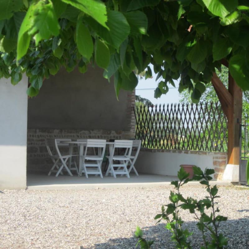 terrasse ombragée