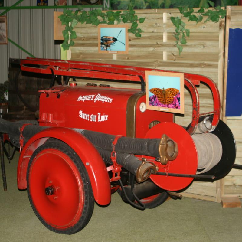 Musée des mécaniques anciennes à Saint Vincent en Haute-Loire