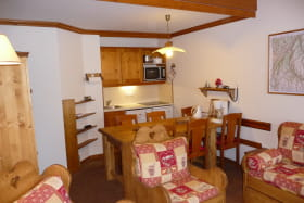 Résidence Le Rami - n°403 - Appartement 2 pièces + cabine