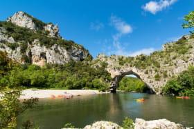 Office de Tourisme Pont d'Arc Ardèche - Bureau de Vallon Pont d'Arc