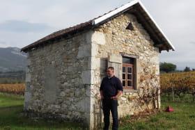Viticulteur au Grangeon