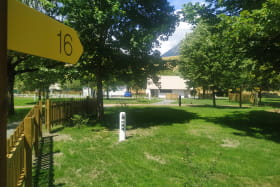Camping municipal Le Plan