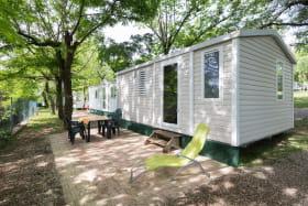 Mobil-home Vénus au Camping Les Châtaigniers