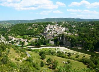 Balazuc : Village de caractère