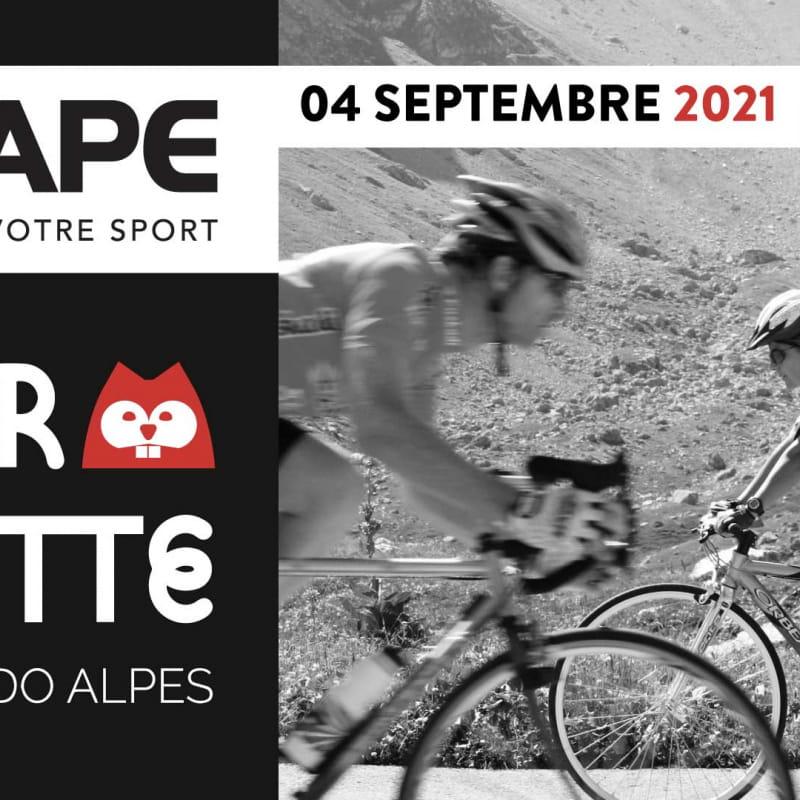 Cyclosportives Le Pape Marmotte Granfondo Alpes