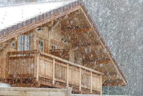 Le Bivouac sous la neige