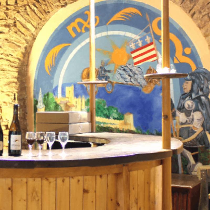 Visite-dégustation Vins Marquis de Montmelas