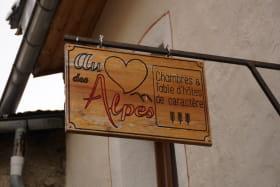 à Villardin-Bourget, la maison d'hôtes