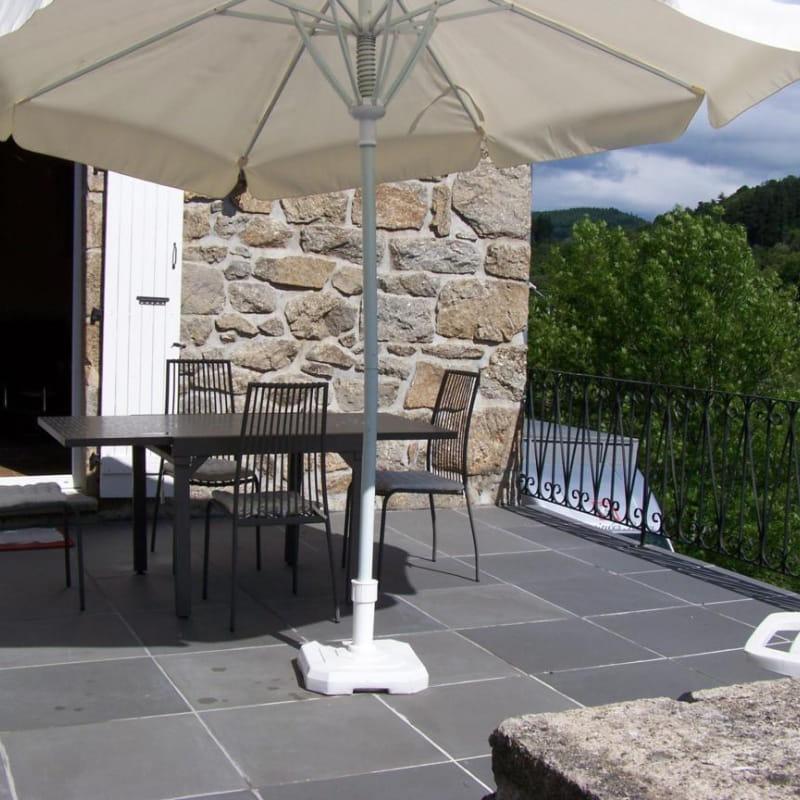 Gîte Michel Genot extérieur terrasse