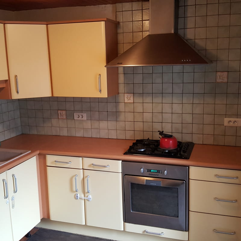 Appartement Le Sioulot Orcival cuisine