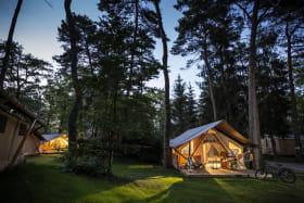 Camping La Pinede